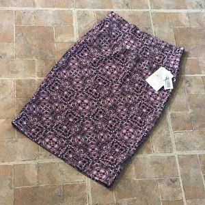 NWT Lularoe Cassie skirt size women's small